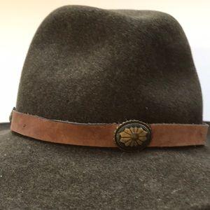 Sundance brown wool hat